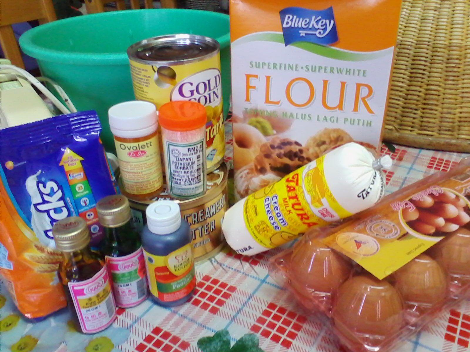 Resepi Kek Horlick Cheese Copd Blog X