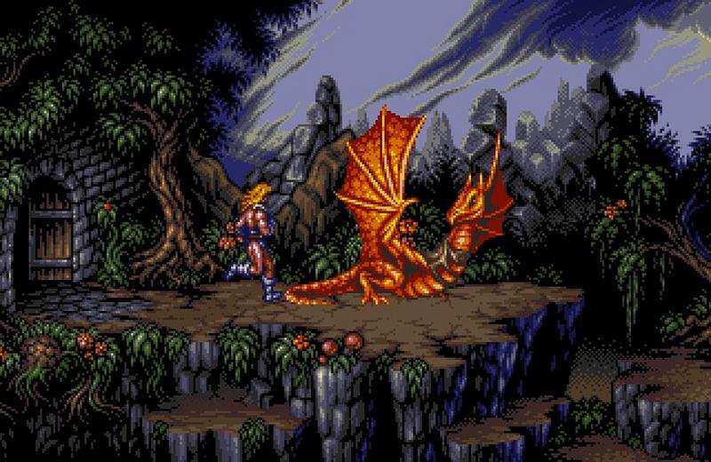 Indie Retro News: Lionheart - One of the best Amiga