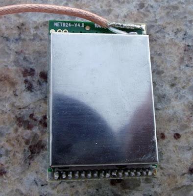 Video babá eletrônica - Modulo RF 2.4GHz