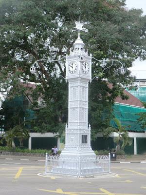torre reloj victoria