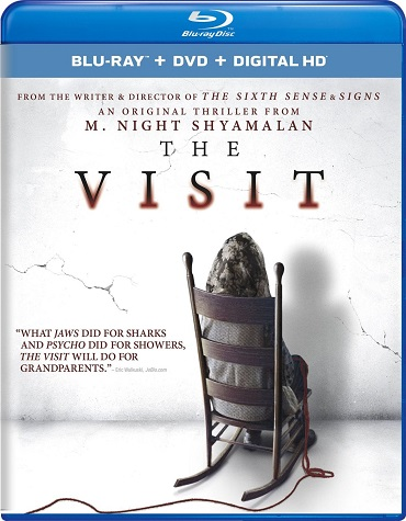 The Visit 2015 [Dual Audio] 720p | 480p BluRay ESub x264 [Hindi 5.1ch – Eng] 850Mb |300Mb
