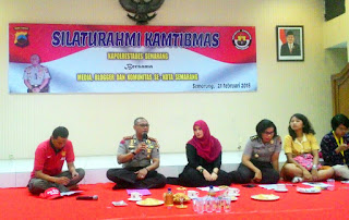 Sikap Kapolrestabes Semarang Terhadap Aksi Begal Geng Motor