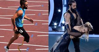 DWTS: Ο Παραολυμπιονίκης Μιχάλης Σεΐτης εντυπωσίασε με τις χορευτικές του ικανότητες [βίντεο]