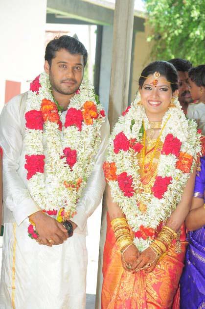 Asha Ashish: Malayalam Actor Bala Amrutha Wedding Photos