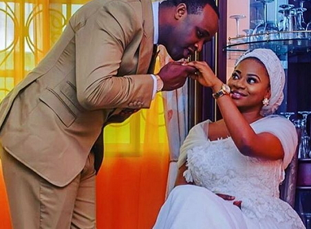 femi adebayo wedding photos