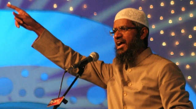 Dr Zakir Naik banned entering and his TV channel