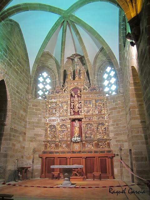 Santa María del Yermo en Llodio (Álava)