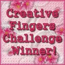 2 x Creative Fingers Winner