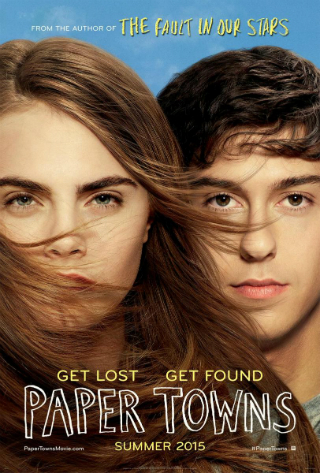 Paper Towns [2015] [DVD9] [NTSC] [Latino]