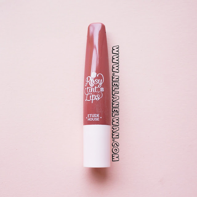 etude house rosy tint lips no 7 review korean beauty blogger