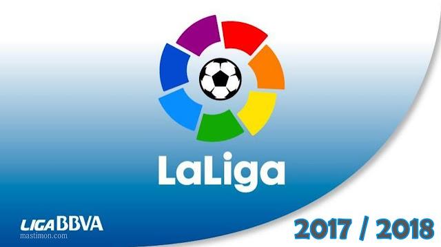 Jadwal La Liga Spanyol musim 2017/2018 Lengkap Live di SCTV
