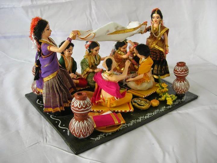 Pelli Poola Jada Modern Twist To Traditional Telugu Wedding