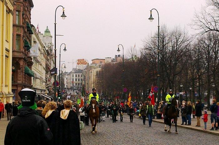 Oslo Wanderings: March 2012