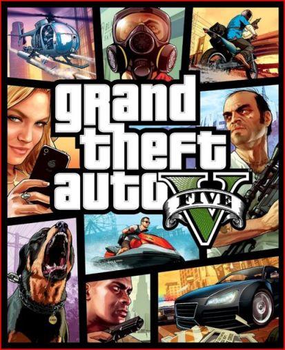 4. Grand Theft Auto V