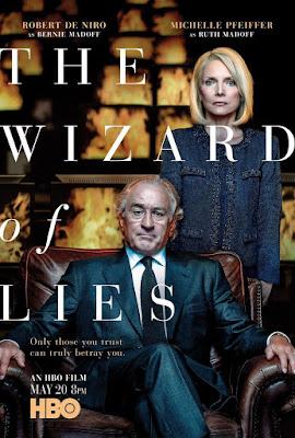 The Wizard of Lies (TV) 2017 DVD R1 NTSC Latino