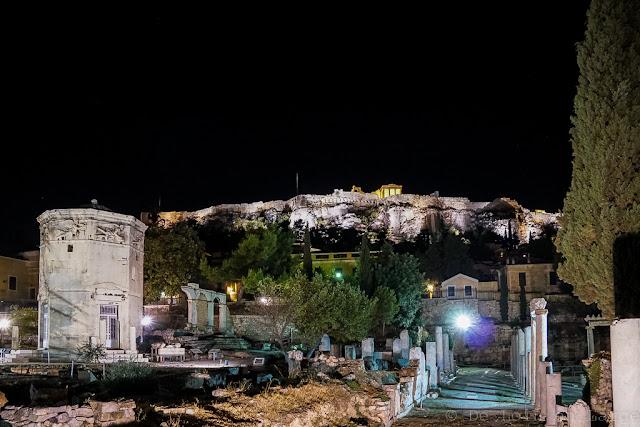 Tour des Vents-Athènes-Grèce
