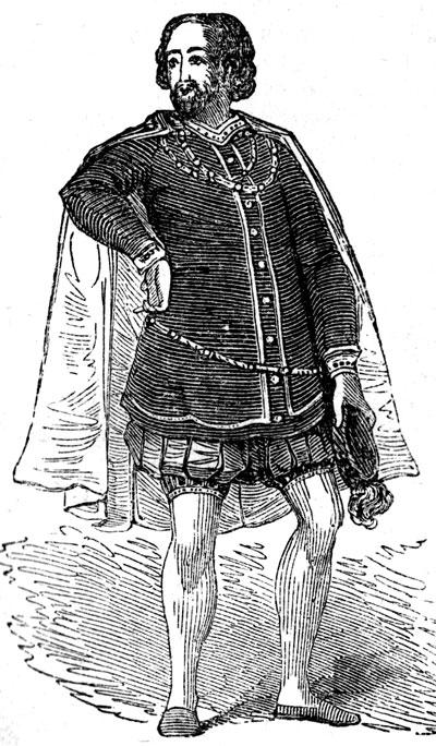 Men Wedding Shoes During Elizabethan Era