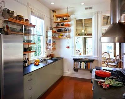 Tips penataan dapur yang efisien