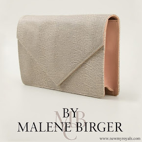 Princess Marie carried By Malene Birger Koonia Clutch bag