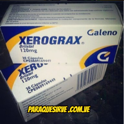 Para Que Sirve Las Pastillas Xerograx
