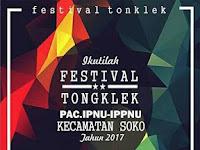 IPNU Soko Gelar Festival Tongklek 2017