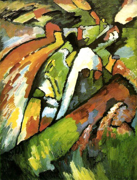 Vasilij Vasiljevič Kandinski - Page 3 Wassily+Kandinsky+-+Tutt%2527Art%2540+%25289%2529