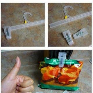 Image: Frugal Tip: Chip Clip