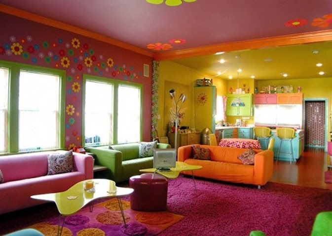 amazing living room interior colors | Relaxing Interior Paint Colors