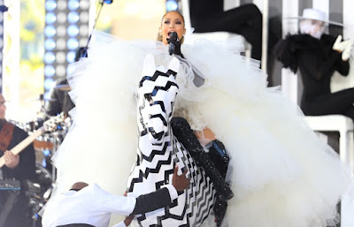 ItsNotYouItsMe Woman Crush Thursday Electrify's With Jennifer Lopez Dazzling Thee Today Show Concert Series