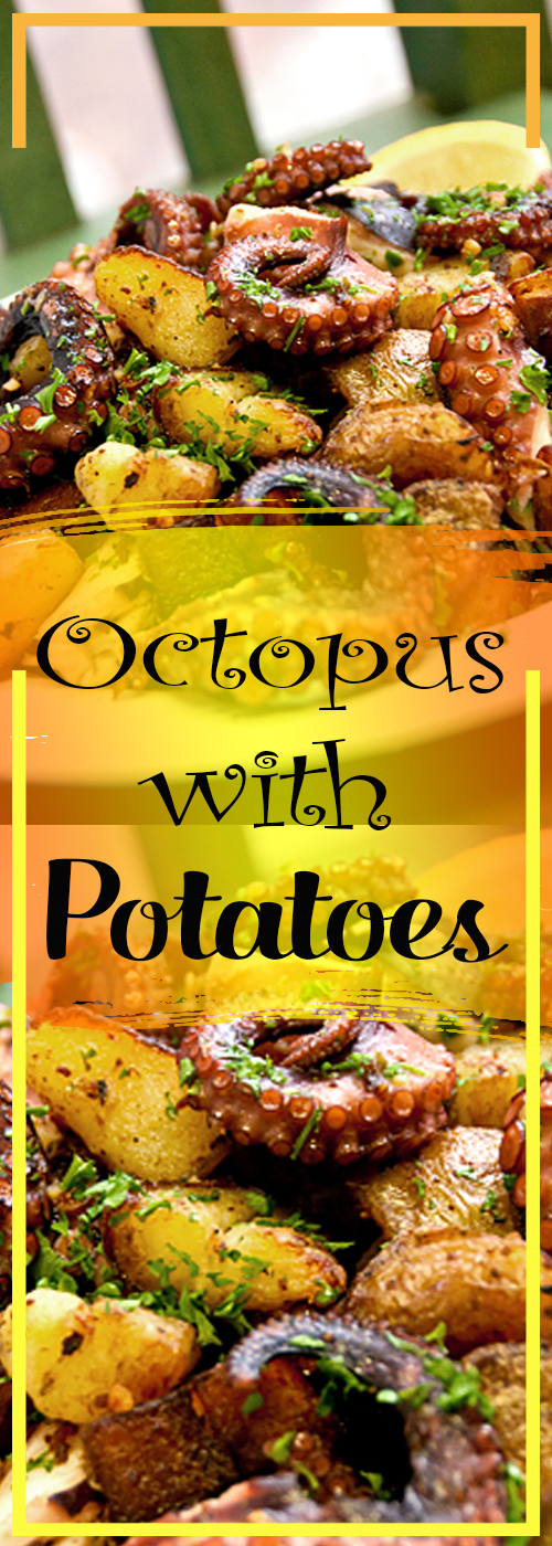 Octopus with Potatoes Recipe