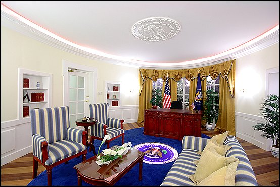 patriotic Americana Stars and Stripes theme bedroom  Create your own Oval Office