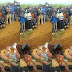 Photos: Mass Burial Of 19 People Killed at Bassa Attack In Plateau State