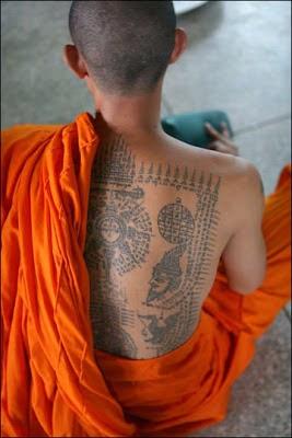 Tato Sihir Asal Thailand