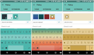 Fleksy + GIF Keyboard v9.7.6 build 2700 Premium Latest APK is Here !