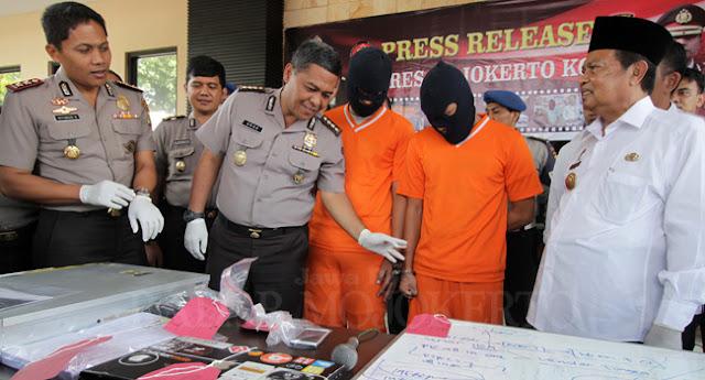 Dua Hacker Website Pemkot Mojokerto Ditangkap