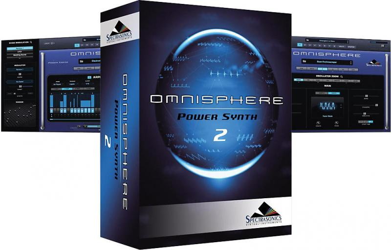 Spectrasonics Omnisphere v2 0 VSTi RTAS AU HYBRID DVDR Incl