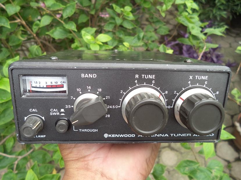 Kenwood At 130 tuner manual