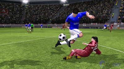 Game Multiplayer Dream League Soccer
