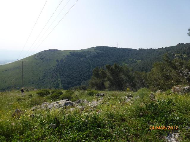רכס הרי הגלבוע