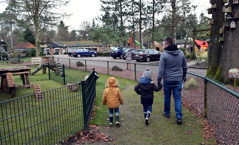 Kinderboerderij in Landal Heideheuvel