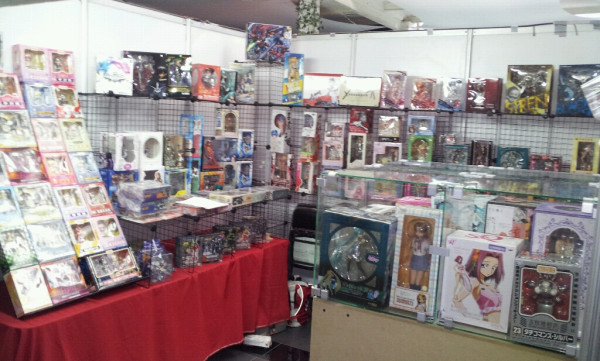 Expo Tnt Stands : El rey de otaku hoy comenzamos expo tnt octubre en