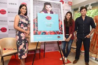 Regina Cassandra Launched Reliance Trends 'The Label Bazaar'