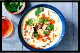 The Best Thai Coconut Soup Recipe
