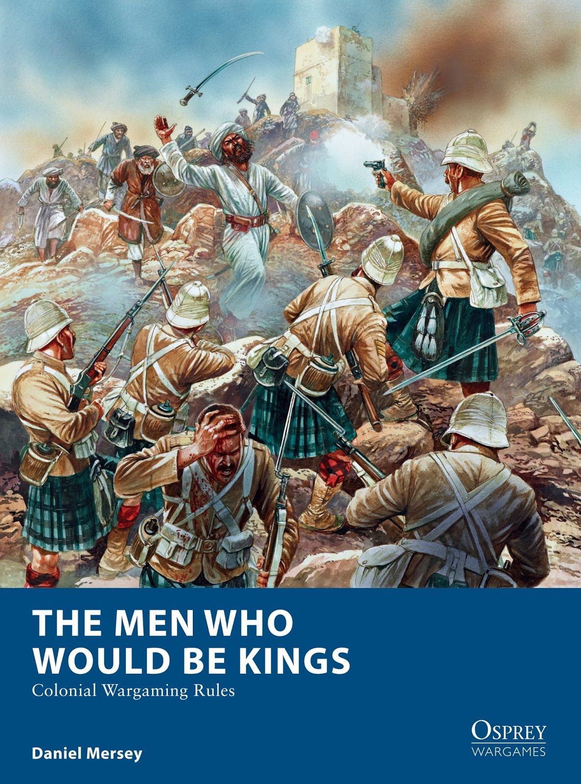 the man who would be king essay The man who would be king, by rudyard kipling is a story of corruption of the mind the man who would be king starts with peachy carnahen meeting another english man, who then helps him.