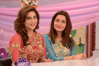 Nida yasir surprise birth day party pics