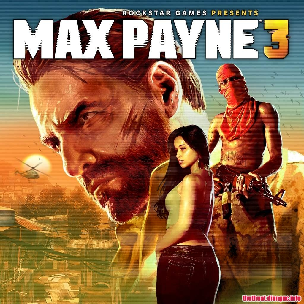 Download game Max Payne 3 Full Cr@ck Fshare