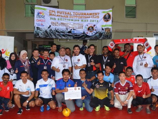 Penyokong EPL Malaysia berentap termasuklah Toon Army Malaysia