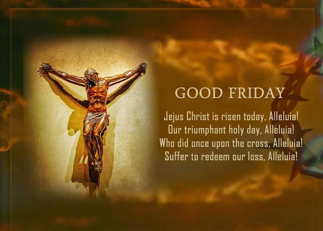 Good Friday Images With Quotes in English