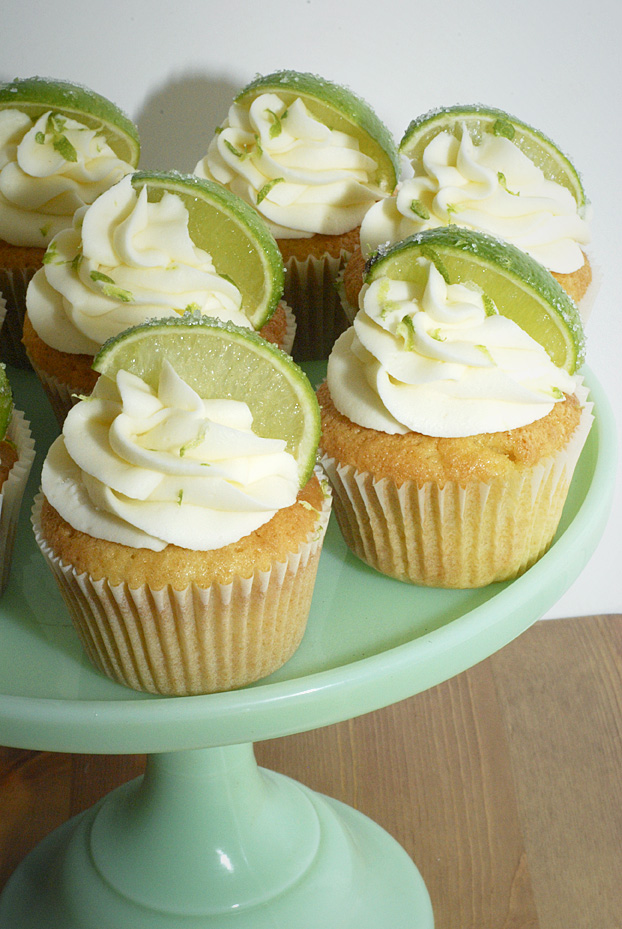 Margarita Cupcakes | Katiecakes