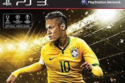 Pro Evolution Soccer 2016 PS3 CFW